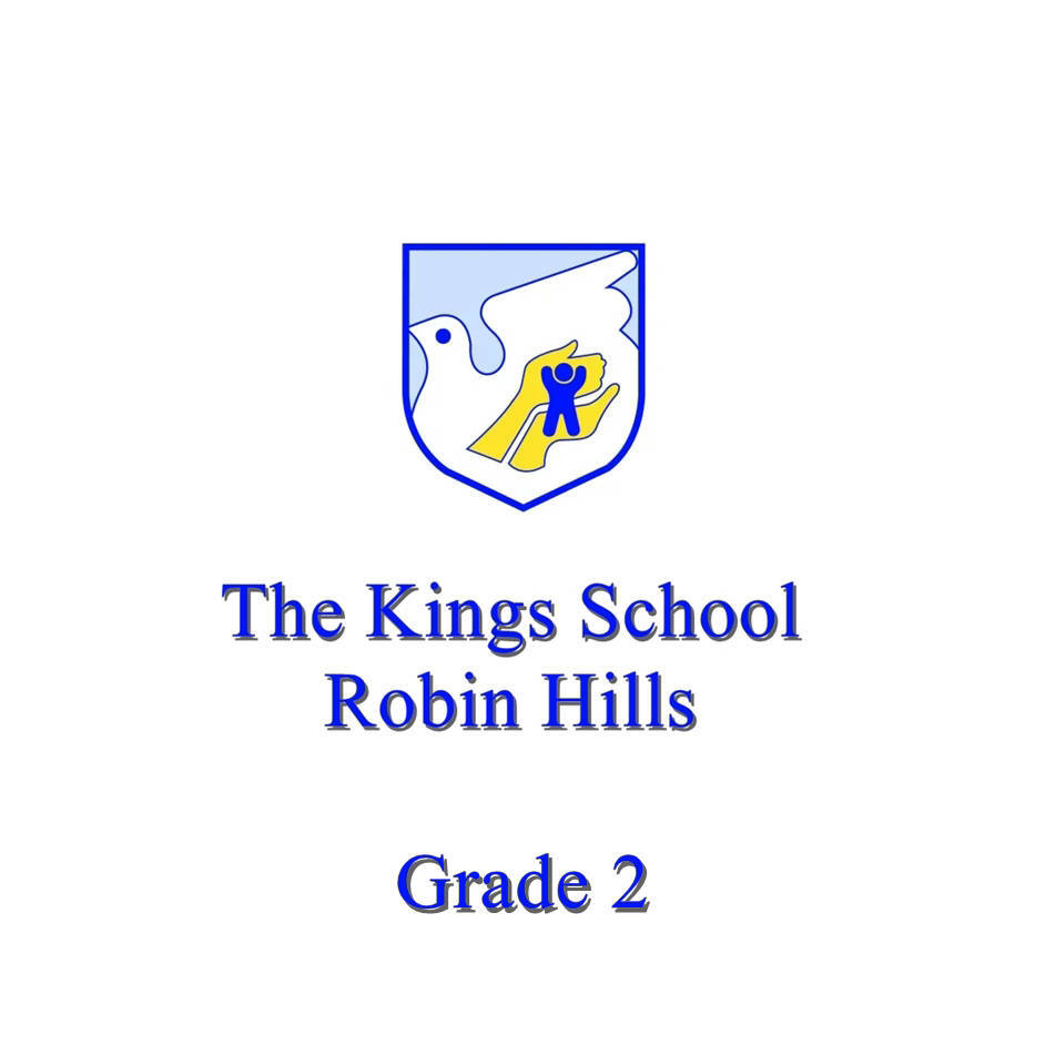The King's School Grade 2 2021