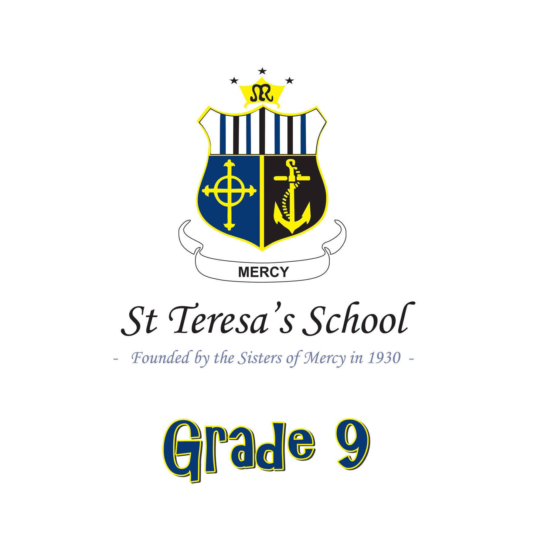 St Teresa's School Grade 9