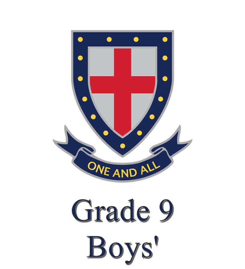 St Stithians Boys' Grade 9