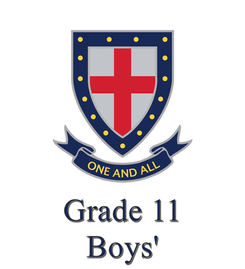 St Stithians Boys' Grade 11