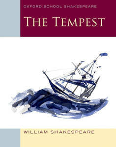 Picture of The Tempest (Oxford School Shakespeare) - Shakespeare