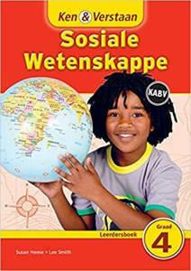 Picture of Ken & Verstaan Sosiale Wetenskappe Graad 4 Leerdersboek (CAPS)
