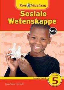 Picture of Ken & Verstaan Sosiale Wetenskappe Graad 5 Leerdersboek (CAPS)