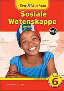 Picture of Ken & Verstaan Sosiale Wetenskappe Graad 6 Leerdersboek (CAPS)