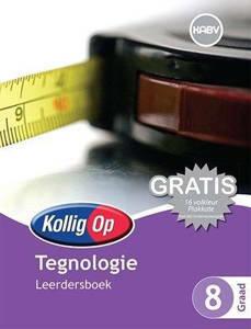 Picture of Kollig Op Tegnologie Graad 8 Leerdersboek (CAPS)