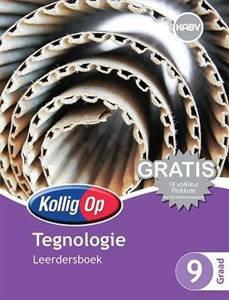 Picture of Kollig Op Tegnologie Graad 9 Leerdersboek (CAPS)