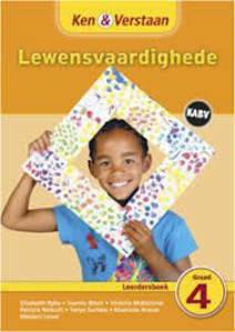Picture of Ken & Verstaan Lewensvaardighede Graad 4 Leerdersboek (CAPS)