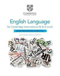 Picture of Cambridge International AS and A Level English Language Exam Preparation and Practice - Julian Pattison & Duncan Williams