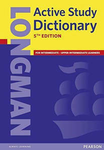 Picture of Longman Active Study Dictionary 5th Edition Paper