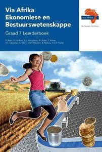 Picture of Via Afrika Ekonomiese en Bestuurswetenskappe Graad 7 Leerderboek (KABV)