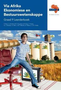 Picture of Via Afrika Ekonomiese en Bestuurswetenskappe Graad 9 Leerderboek (KABV)