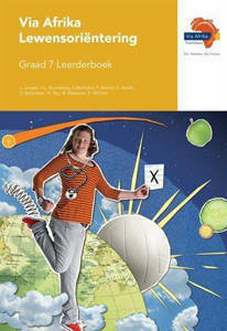 Picture of Via Afrika Lewensoriëntering Graad 7 Leerderboek (KABV)