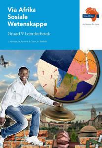Picture of Via Afrika Sosiale Wetenskappe Graad 9 Leerderboek (KABV)