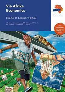 Picture of Via Afrika Economics Grade 11 Learner's Book (CAPS)