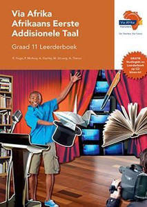 Picture of Via Afrika Afrikaans Eerste Addisionele Taal Graad 11 Leerderboek (KABV)