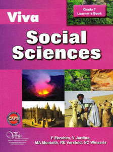 Picture of Viva Social Sciences Grade 7 Learner's Book (CAPS)