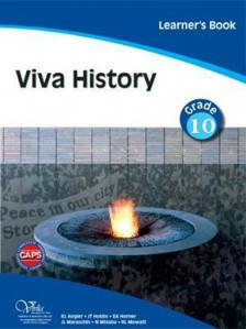Picture of Viva History Grade 10 Learner's Book (CAPS)