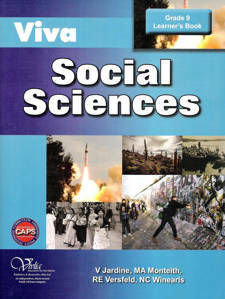 Picture of Viva Social Sciences Grade 9 Learner's Book (CAPS)