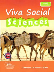 Picture of Viva Social Sciences Grade 5 Learner's Book (CAPS)