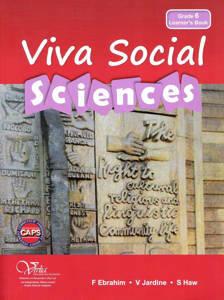 Picture of Viva Social Sciences Grade 6 Learner's Book (CAPS)