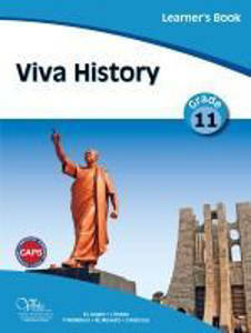 Picture of Viva History Grade 11 Learner's Book (CAPS)