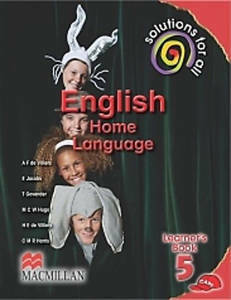 Picture of Solutions For All English Home Language Grade 5 Learner's Book (CAPS)