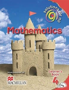 Picture of Solutions For All Mathematics Grade 4 Learner's Book (CAPS)