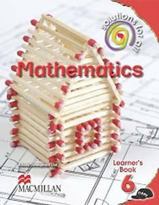 Picture of Solutions For All Mathematics Grade 6 Learner's Book (CAPS)