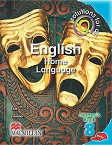 Picture of Solutions For All English Home Language Grade 8 Learner's Book (CAPS)