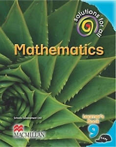 Picture of Solutions For All Mathematics Grade 9 Learner's Book (CAPS)