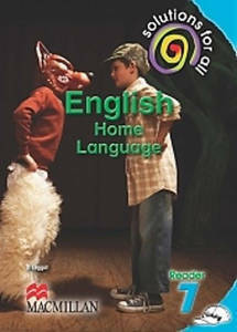 Picture of Solutions For All English Home Language Grade 7 Reader (CAPS)