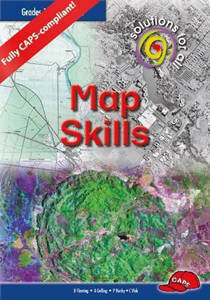 Picture of Solutions For All Map Skills Grade 10-12 (CAPS)