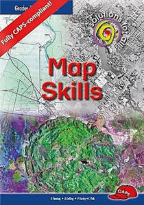 Picture of Solutions For All Map Skills Grade 7 - 9 (CAPS)
