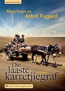 Picture of Die laaste karretjiesgraf - Riana Steyn & Athol Fugard
