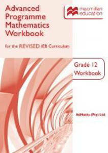 Picture of Advanced Programme Mathematics IEB Grade 12 REVISED Workbook