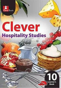 Picture of Clever Hospitality Studies Grade 10 Learner's Book