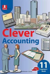 Picture of Clever Accounting Grade 11 Lerner's Book