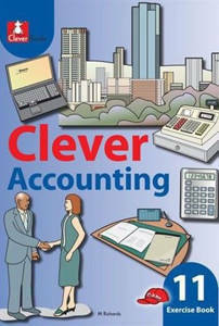 Picture of Clever Accounting Grade 11 Workbook