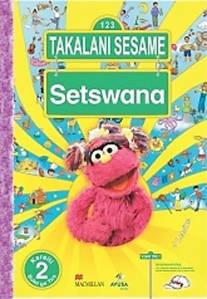 Picture of Takalane Sesame Setswana Kereiti 2 Buka ya Tiro