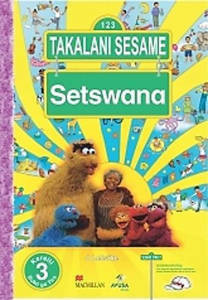 Picture of Takalane Sesame Setswana Kereiti 3 Buka ya Tiro