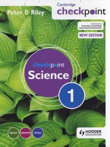 Picture of Cambridge Checkpoint Science Student's Book 1 - Peter Riley
