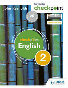 Picture of Cambridge Checkpoint English Student's Book 2 - John Reynolds (Hodder)
