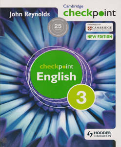 Picture of Cambridge Checkpoint English Student's Book 3 - John Reynolds (Hodder)