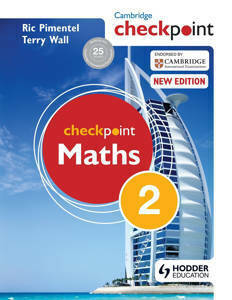 Picture of Cambridge Checkpoint Maths Student's Book 2 -  C. T. C. Wall & Ric Pimentel