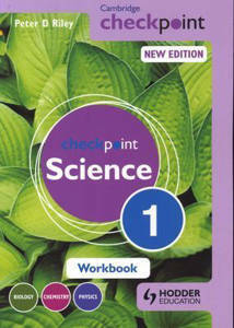 Picture of Cambridge Checkpoint Science Workbook 1 - Peter Riley