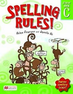 Picture of Spelling Rules! C - Helen Pearon & Janelle Ho
