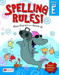 Picture of Spelling Rules! E - Helen Pearon & Janelle Ho