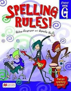 Picture of Spelling Rules! G - Helen Pearon & Janelle Ho