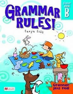 Picture of Grammar Rules! Student Book B (South African Edition)