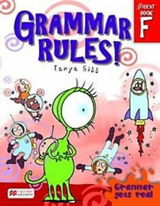 Picture of Grammar Rules! Student Book F (South African Edition)